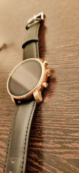 Fossil Q Explorist (GOLD) Limited Edition