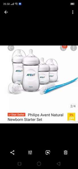Dijual botol susu avent Philips