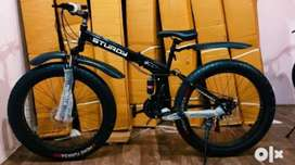 Sturdy imported fat bike foldable 21 gear for wholesale prices