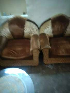 ५  seater sofa set