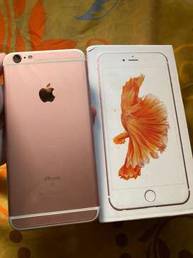 Iphone 6s+ 32Gb Rosegold Second
