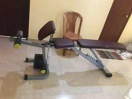 Gym Equipment available - Calicut