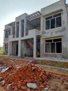 Sharda Homes Row houses At Kisanpath Near Tata Telco Lucknow