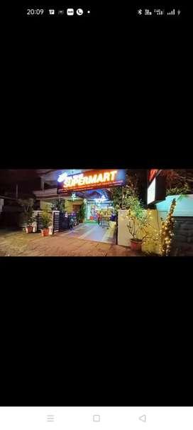 Rented Supermarket for sale