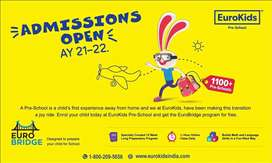 Eurobridge program 12weeks enroll your child &get it free