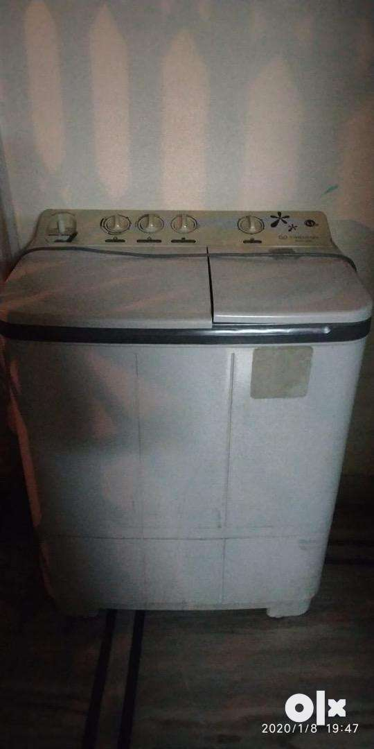 Videocon 6.8kg washing machine 0