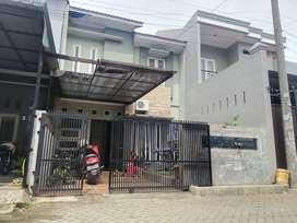 Rumah 2 Lantai Di Gaperta Simpang Griya Kapten Muslim Medan Helvetia