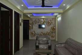 2 Bhk Fully Furnished In Noida Sector 121 With Bank Loan Only 28 Lakh