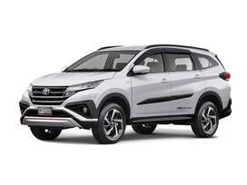 Toyota Rush G A/T 2020 on easy installment plan per