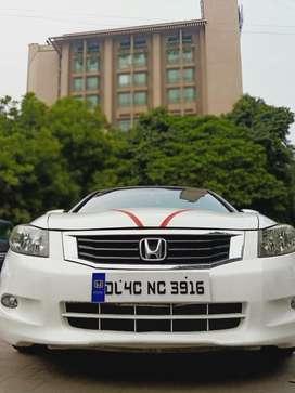 Honda Accord 2.4 Manual, 2009, Petrol