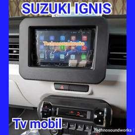 Ignis suzuki tv mobil 7 in internet wifi usb GPS MP4 tape doubledin