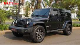 Jeep Wrangler Sahara 3.6 FullSpec Km 40Rb 2012 Perfect!!