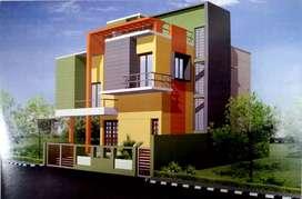 Duplex house for sale at villupuram