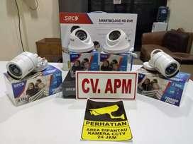 CCTV SPC NEW #BOGOR UTARA#~4kamera-4 CH=lensa 2Mp( 1080P).