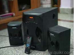 Philips 5.1 Home Theatre & Philips 2.1 music system