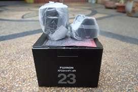 Fujinon XF 23mm F1.4 NEW