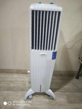 Symphony tower air cooler 35 litres