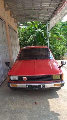 Toyota corolla DX 1980 BELUM AC (edisi mobil tua)