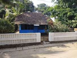 1 bhk row house for rent in thrissur cooperation.