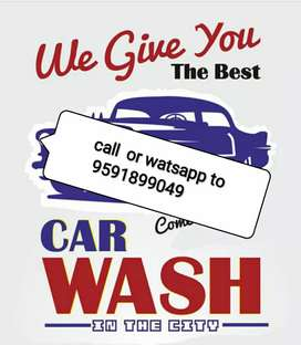 Need manager for car wash centre