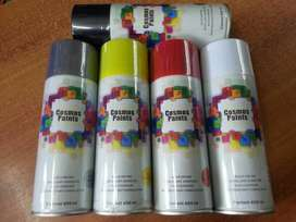 Spray Paint, available in different Colours & Shades