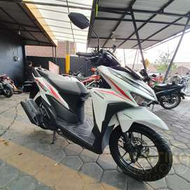 New Vario 125 iss PMK 2019 Striping terbaru Like New Zaky Mustika