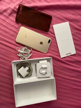 I phone 7   plus 128  GB      all.    kit available