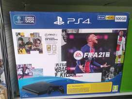 PS4 Brand New with FIFA 21 Bundle available at MHTraders