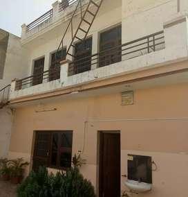 Well build 3bedroom house 275gaj (35*70) sital colony