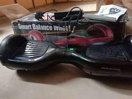 Electric hoverboard (smart wheel balance)