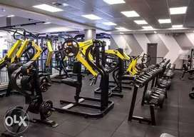 Gym full setup