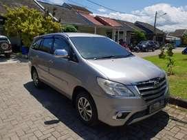 Toyota Innova G Bensin AT 2014