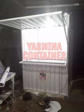 FOOD TRUCK/BOX CONTAINER/CONTAINER TRUCK/BOOTH SEMI CONTAINER