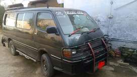 Toyota hiace London model good condition