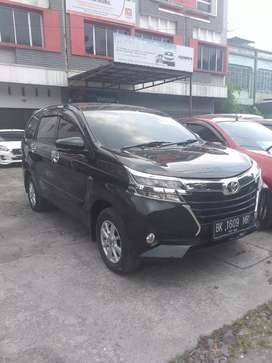 Toyota Avanza 1.3 G M/T 2019 Hitam