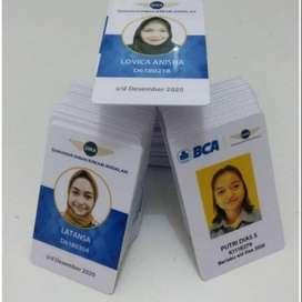 cetak Id Card - KTA - Kartu Pelajar - Kartu Mahasiswa - Kartu Parkir M