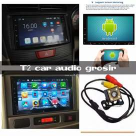 2din for AVANZA/XENIA android link terbaru layar datar 7inc+camera hd