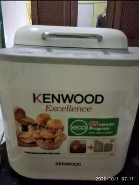 Kenwood breadmaker bm260