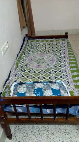 1 BED FURNISHED ROOM SINGLE GENTS BACHELOR CHEMBUMUK NR BUSTOP-ASSISSI