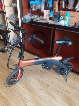 Kami menjual sepeda lipat listrik io ukuran