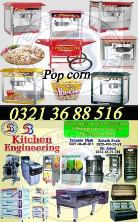 One tank one basket deep fryer local kitchen machinery , pizza oven