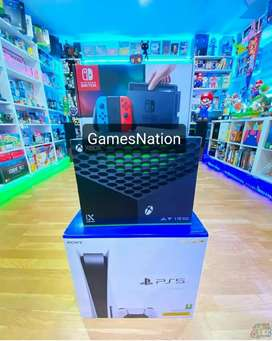 ALL GAMING CONSOLES AND ACCESSORIES AVAILABLE