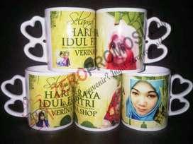 Souvenir Mug Gagang Double Love