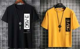 Mens trading stylish tshirt with cash on delivery available