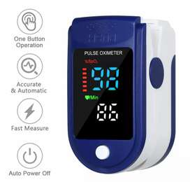 Oximeter fingertip pulse