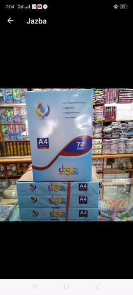 A4 Papers Jazba brand (Local)