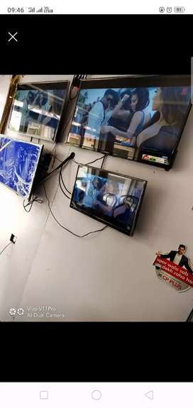 $ ajj ka offer New Led Tv Wholesaler price me & 2 years warranty