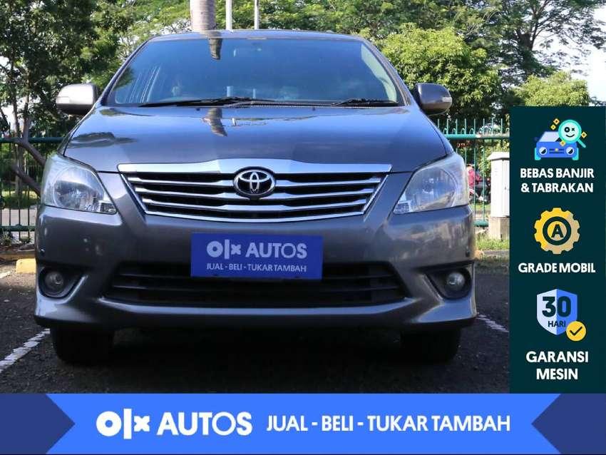 [OLX Autos] Toyota Kijang Innova 2.5 V Diesel A/T 2013 0
