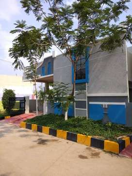 ind house available available in gated community with rental  30k