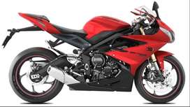 Hi I'm searching for a triumph daytona 675